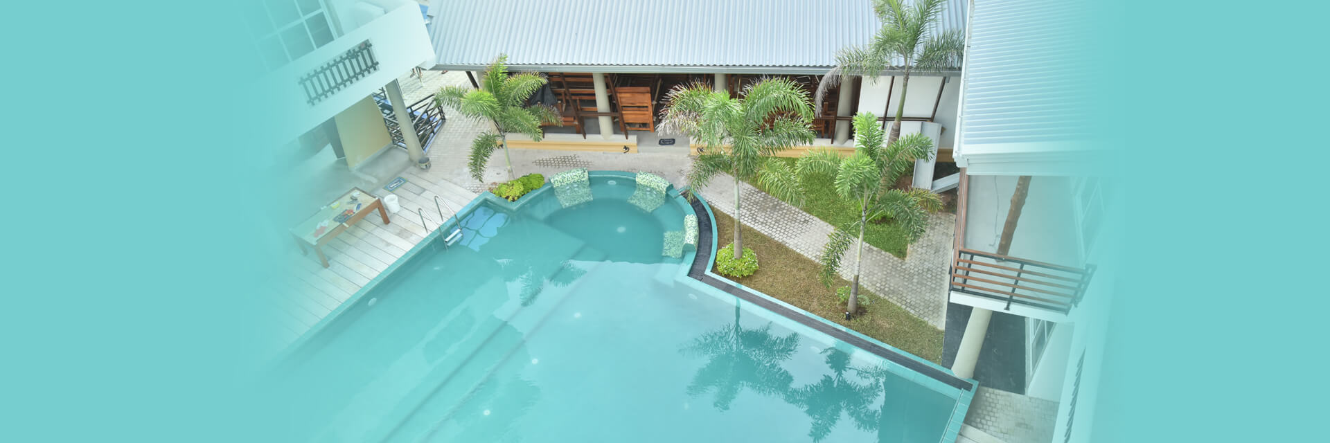 galle hotels sri lanka - Swiming Pool Nili Diya Beach Resort Matara